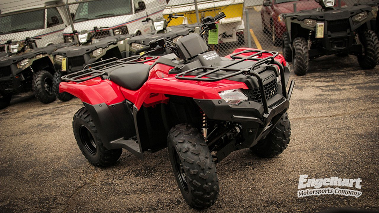 2018 Honda FourTrax Rancher for sale 200582172