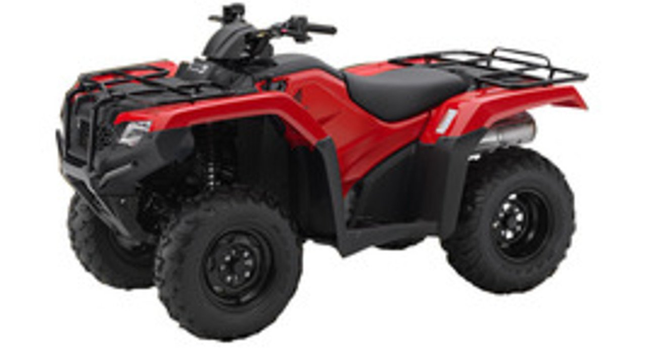 2018 Honda FourTrax Rancher for sale 200585118