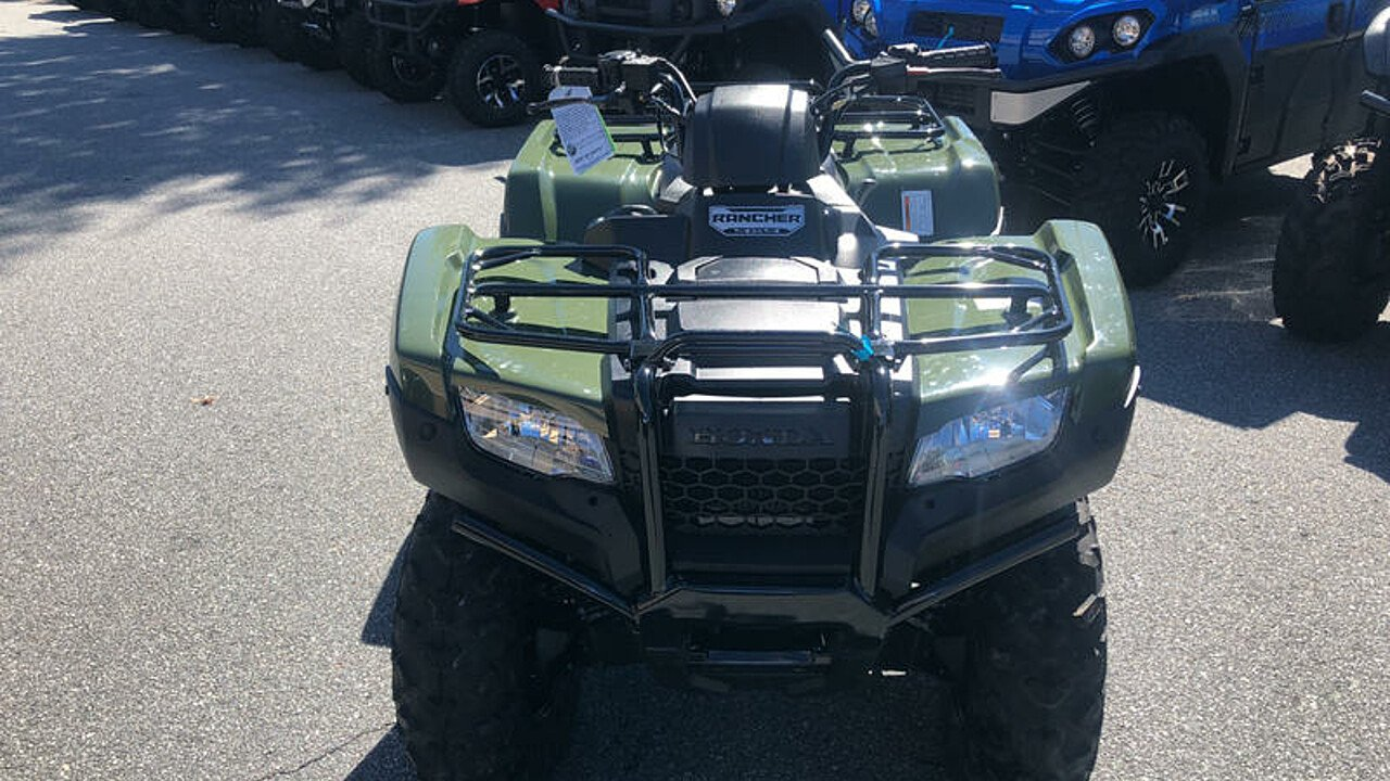 2018 Honda FourTrax Rancher for sale 200586453