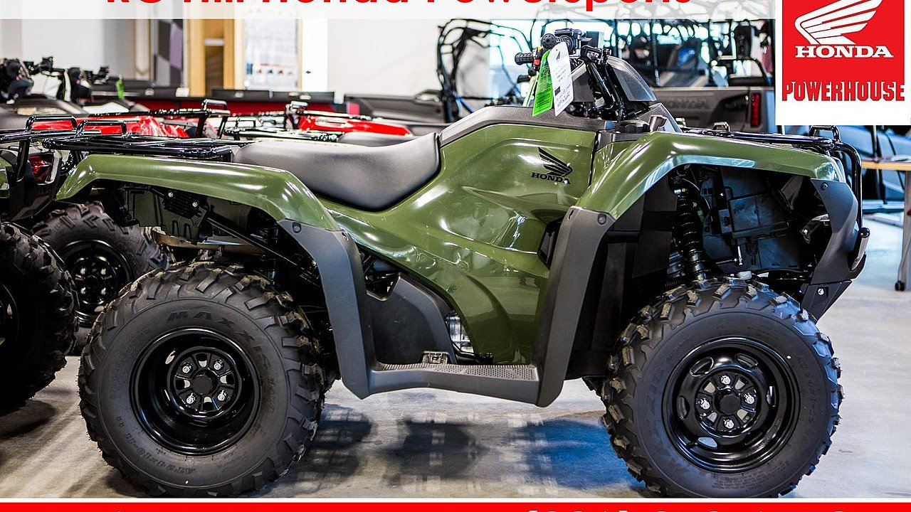 2018 Honda FourTrax Rancher for sale 200595490