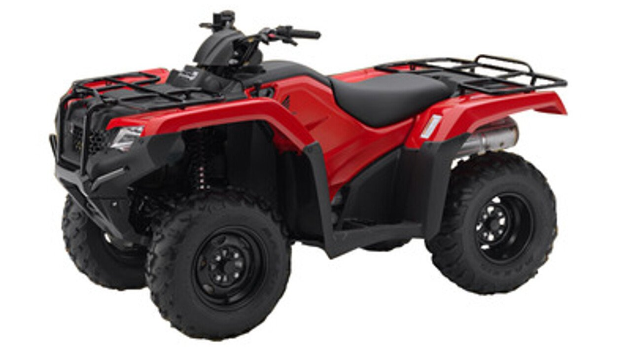 2018 Honda FourTrax Rancher for sale 200597157