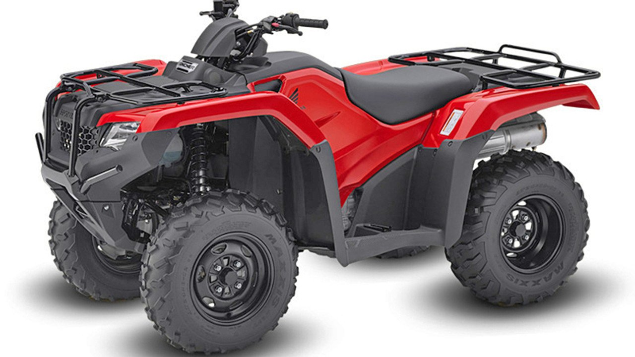 2018 Honda FourTrax Rancher for sale 200597803