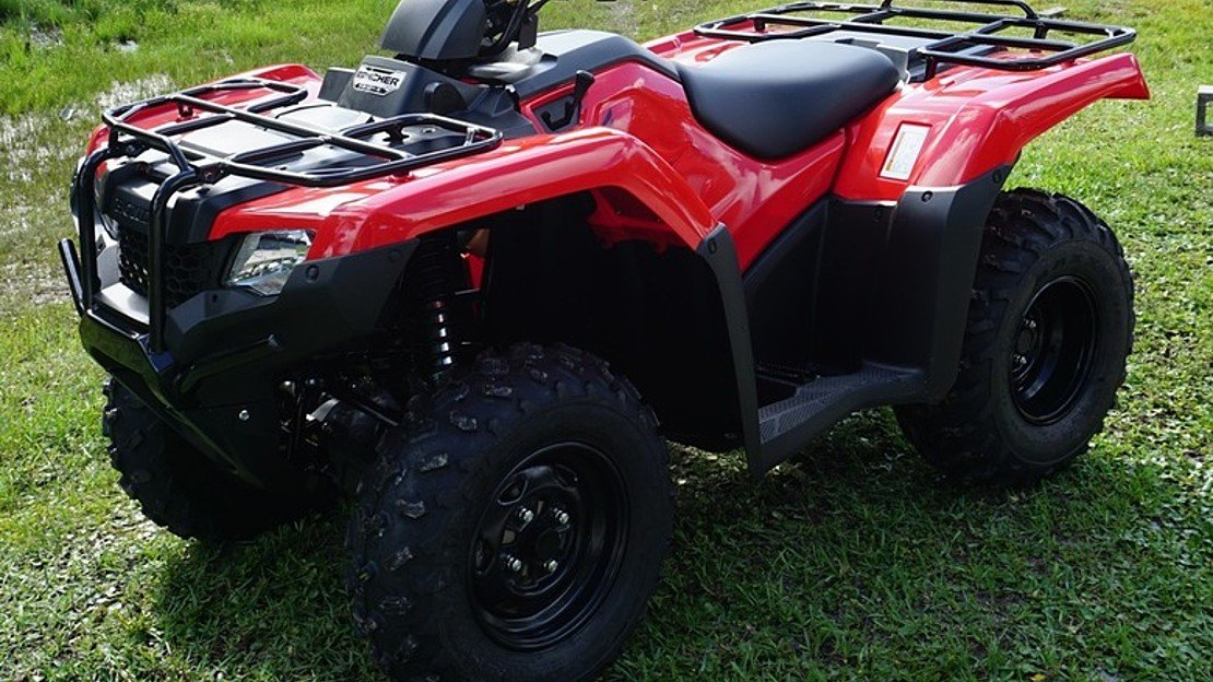 2018 Honda FourTrax Rancher for sale 200598926