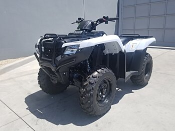 2018 Honda FourTrax Rancher for sale 200601494