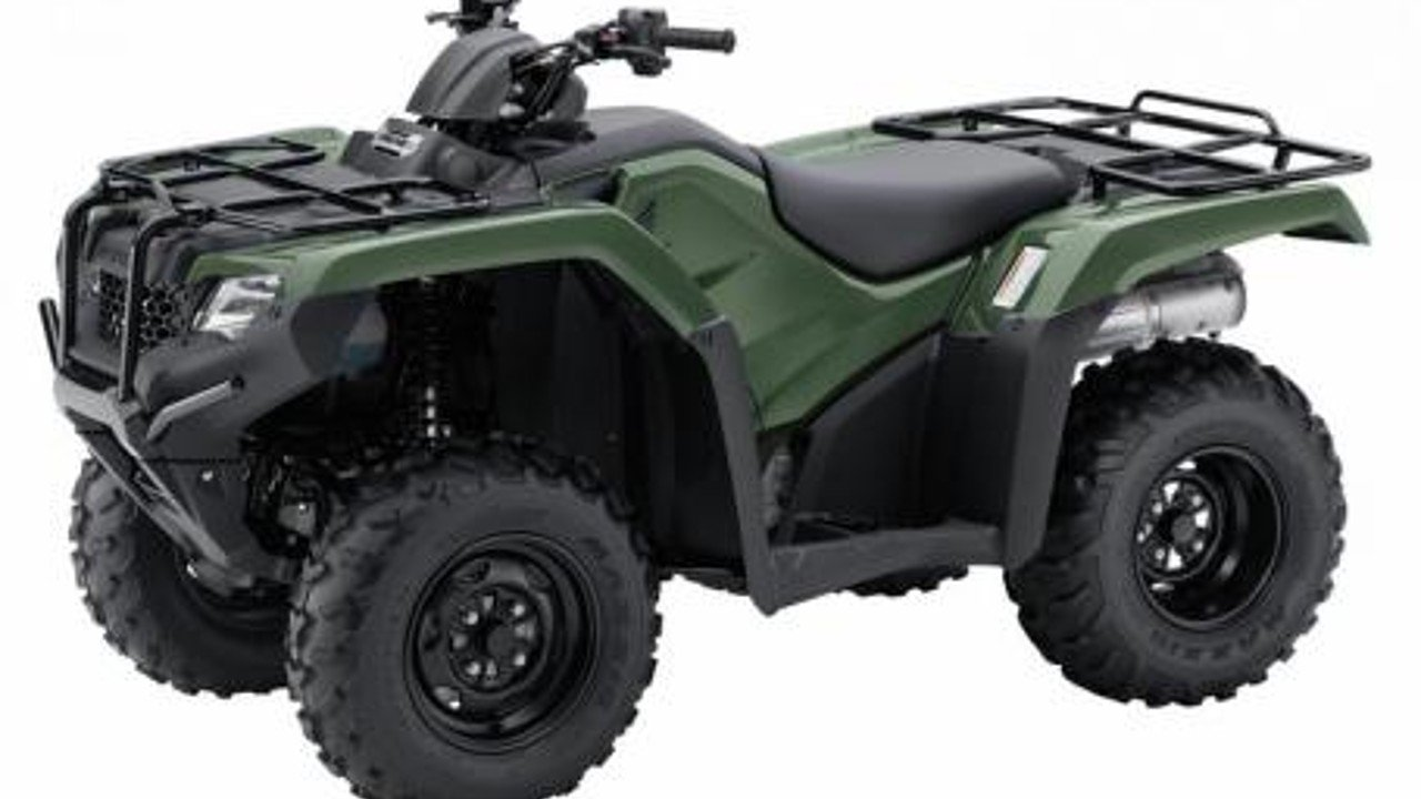 2018 Honda FourTrax Rancher for sale 200608764