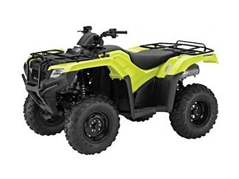 2018 Honda FourTrax Rancher for sale 200643407