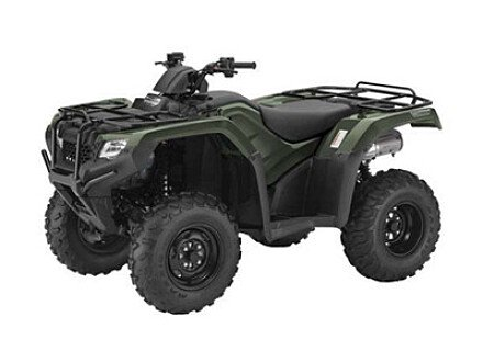 2018 Honda FourTrax Rancher for sale 200548577