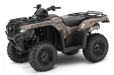 2018 Honda FourTrax Rancher for sale 200600872