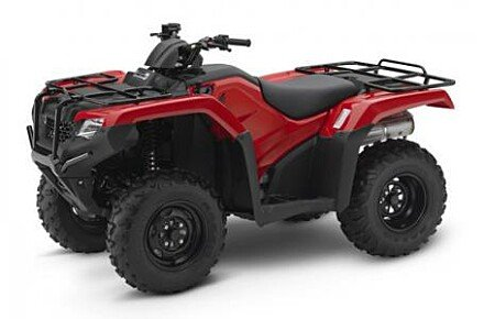 2018 Honda FourTrax Rancher for sale 200600900