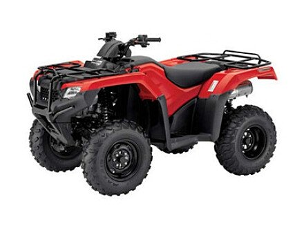 2018 Honda FourTrax Rancher for sale 200601196