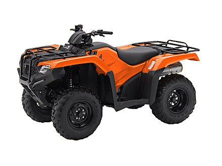 2018 Honda FourTrax Rancher for sale 200604870