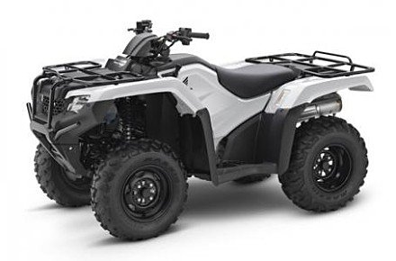 2018 Honda FourTrax Rancher for sale 200643825