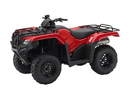 2018 Honda FourTrax Rancher for sale 200647661