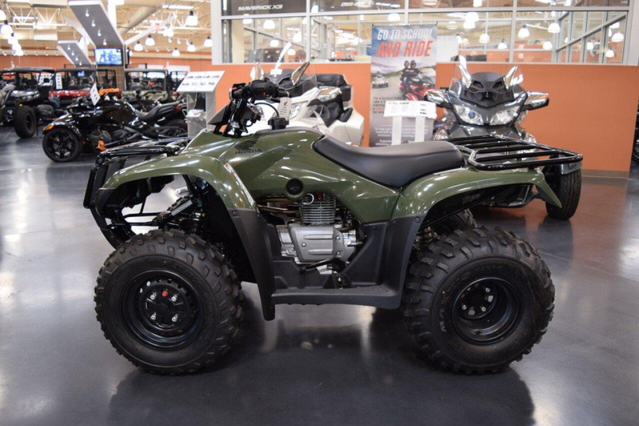 Kbb Value Atv >> 2018 Honda FourTrax Recon for sale near Chandler, Arizona 85286 - Motorcycles on Autotrader