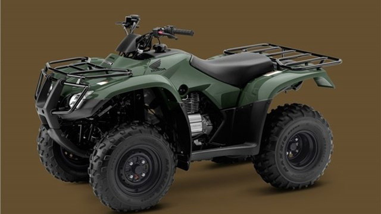 2018 Honda FourTrax Recon for sale 200497646