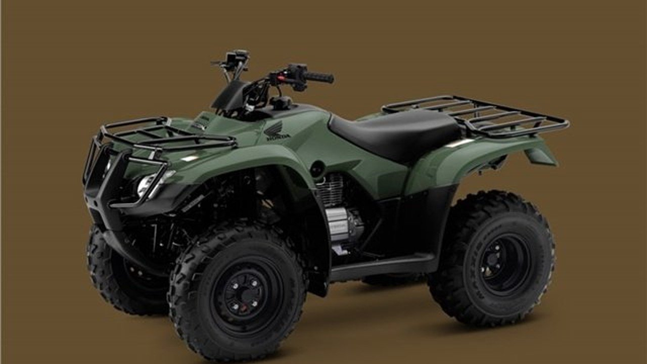 2018 Honda FourTrax Recon for sale 200497647