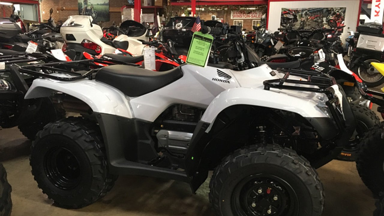 2018 Honda FourTrax Recon for sale 200501891