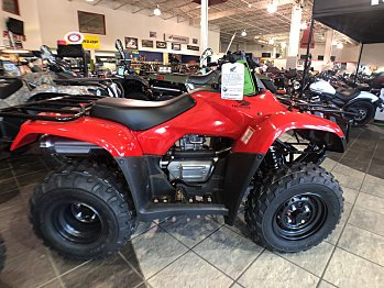 2018 Honda FourTrax Recon for sale 200545261