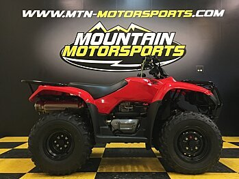 2018 Honda FourTrax Recon for sale 200546533