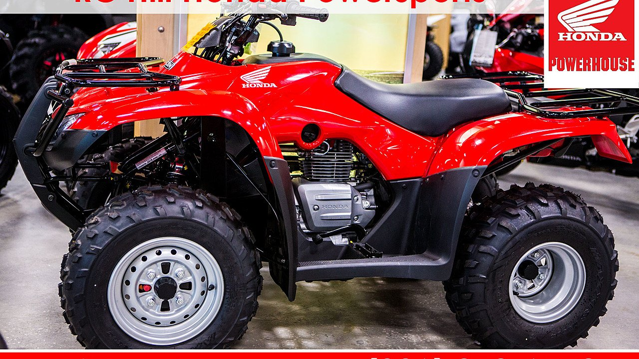 2018 Honda FourTrax Recon For Sale 200551506