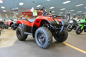2018 Honda FourTrax Recon for sale 200564890