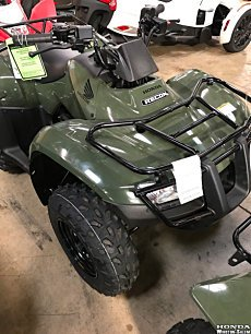 2018 Honda FourTrax Recon for sale 200501837