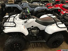 2018 Honda FourTrax Recon for sale 200501892