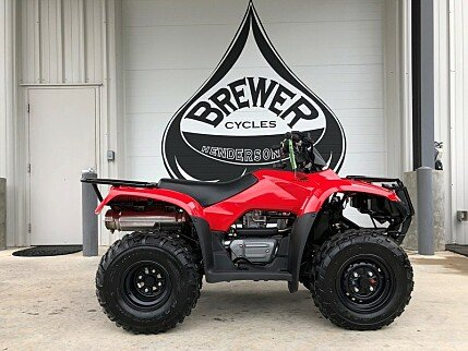 2018 Honda FourTrax Recon for sale 200542589