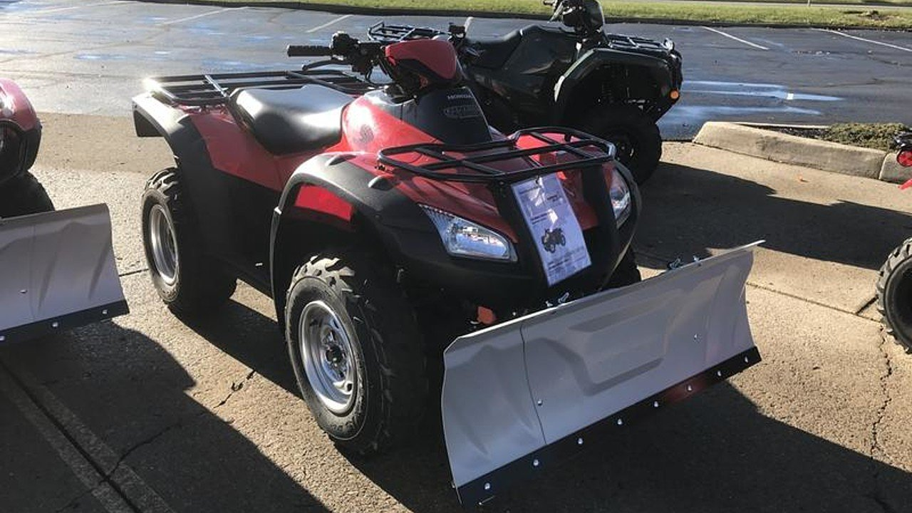 2018 Honda FourTrax Rincon for sale 200475070