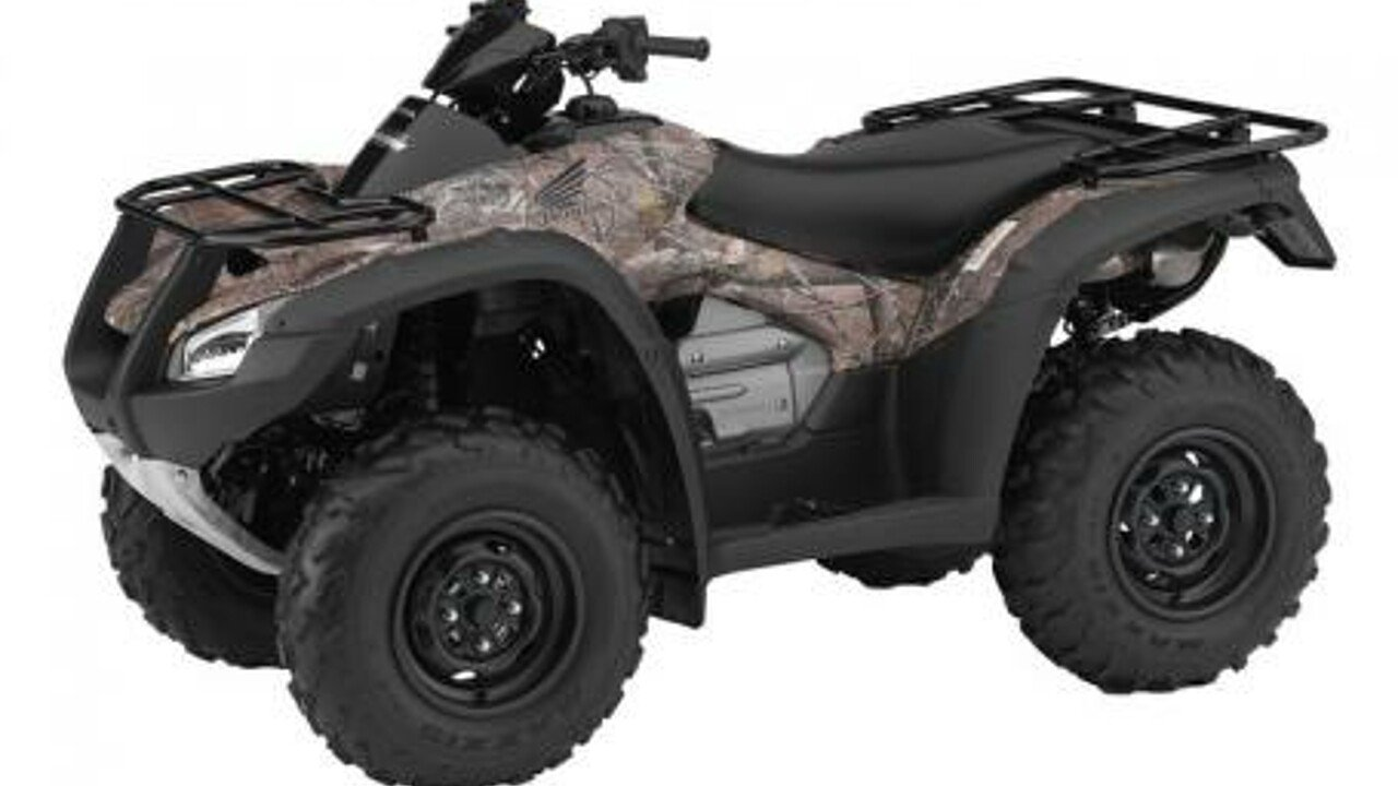 2018 Honda FourTrax Rincon for sale 200608480