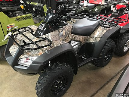 2018 Honda FourTrax Rincon for sale 200501830