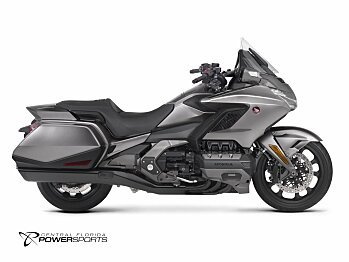 2018 Honda Gold Wing for sale 200506170