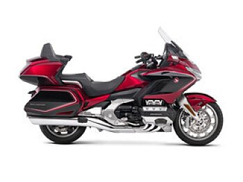2018 Honda Gold Wing for sale 200526916