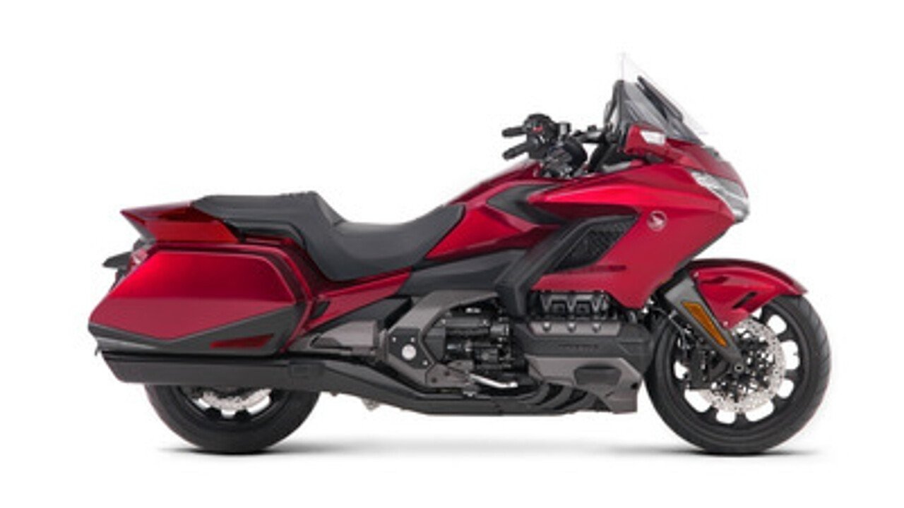 2018 Honda Gold Wing for sale 200528420