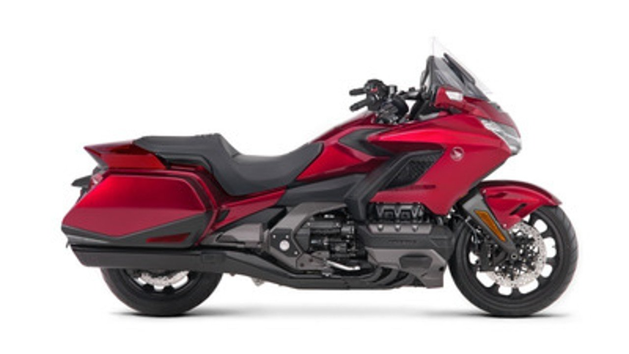 2018 Honda Gold Wing for sale 200528485