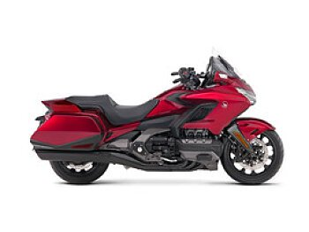 2018 Honda Gold Wing for sale 200530358