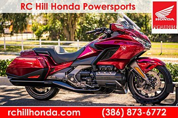 2018 Honda Gold Wing for sale 200533136