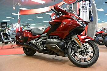 2018 Honda Gold Wing for sale 200533393