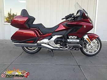 2018 Honda Gold Wing Tour for sale 200535133
