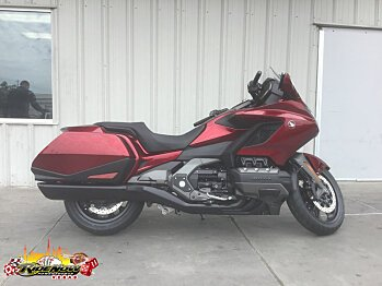 2018 Honda Gold Wing for sale 200544475