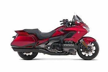 2018 Honda Gold Wing for sale 200551034