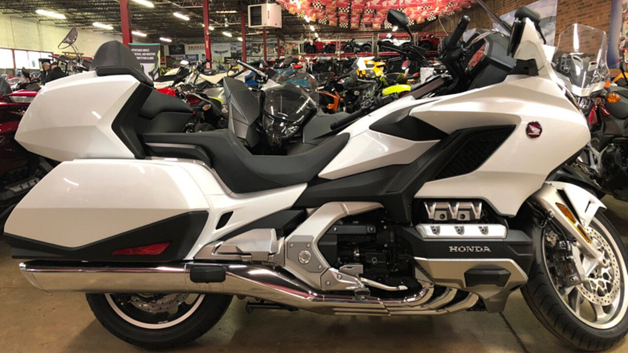 2018 Honda Gold Wing for sale 200551793