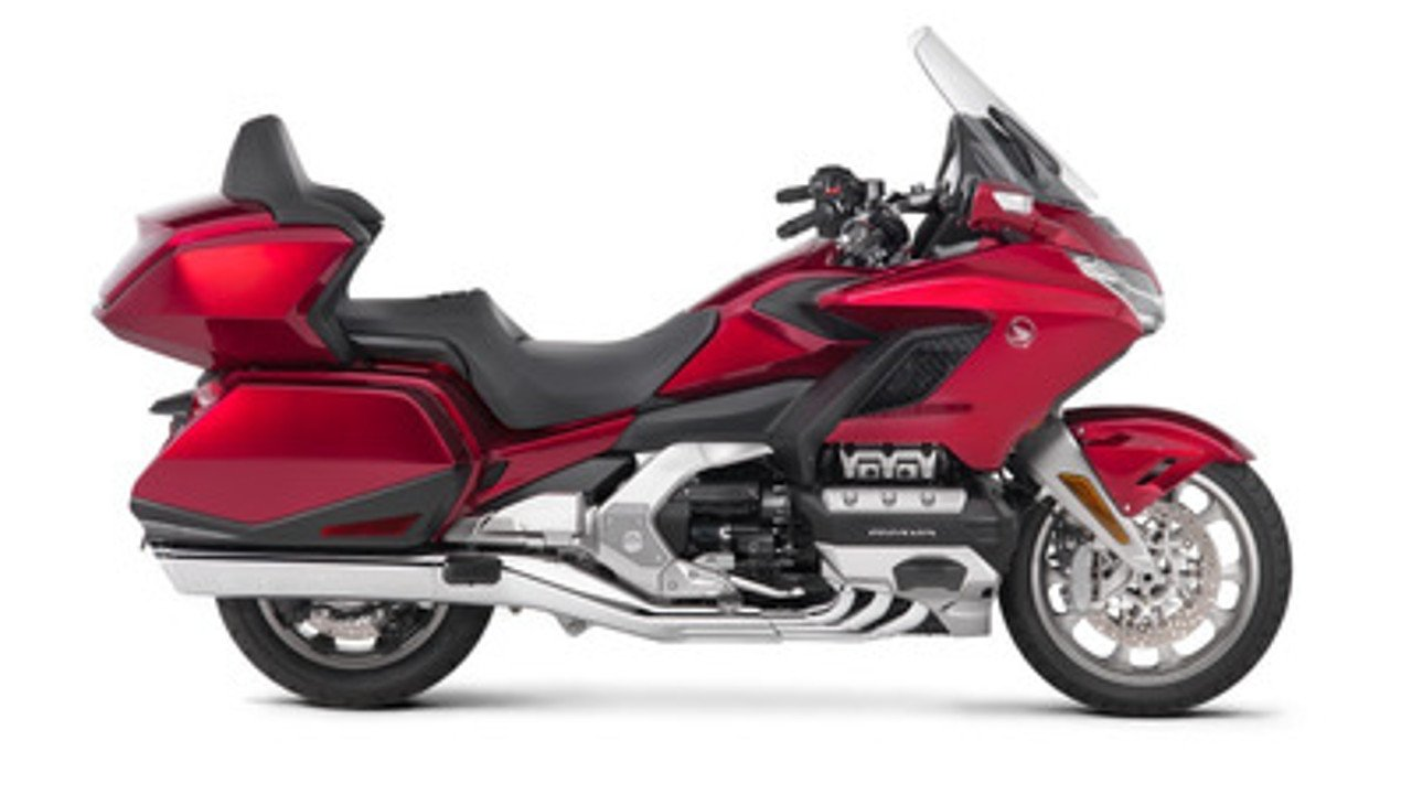 2018 Honda Gold Wing Tour for sale 200560075