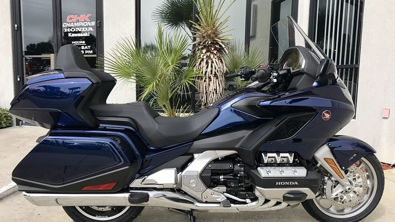 2018 Honda Gold Wing Tour for sale 200571090