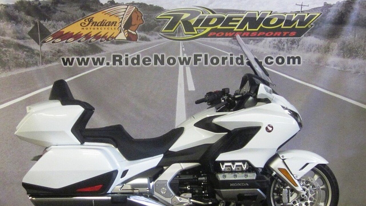 2018 Honda Gold Wing for sale 200585001