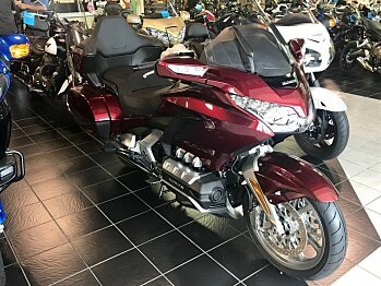 2018 Honda Gold Wing for sale 200601349