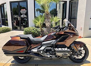 2018 Honda Gold Wing for sale 200613311