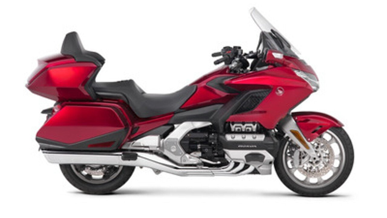 2018 Honda Gold Wing for sale 200623875