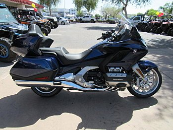 2018 Honda Gold Wing Tour for sale 200624497