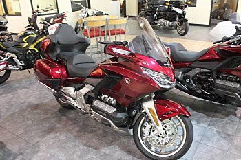 2018 Honda Gold Wing for sale 200644555